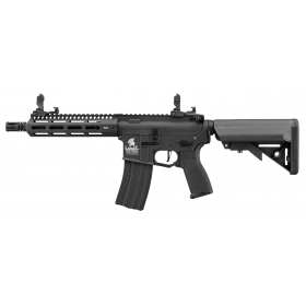 AEG LANCER TACTICAL 32 M4 SPC HYBRID 8'RAIL NEGRO