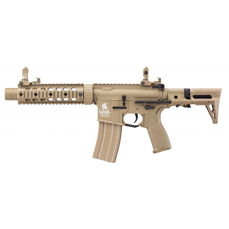 AEG LANCER TACTICAL 15 GEN2 PDW-S TAN