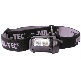 FRONTAL LED 3 COLORES VERDE , AZUL , ROJO