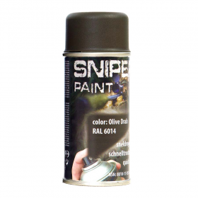 PINTURA SPRAY MILITAR FOSCO 150 ML. OLIVA