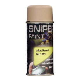 PINTURA SPRAY MILITAR FOSCO 150 ML. DESERT