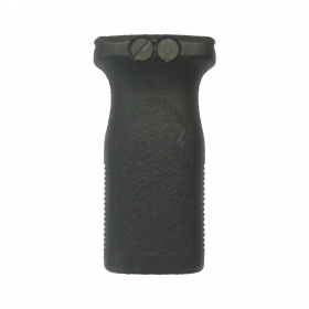 GRIP VERTICAL CORTO NEGRO