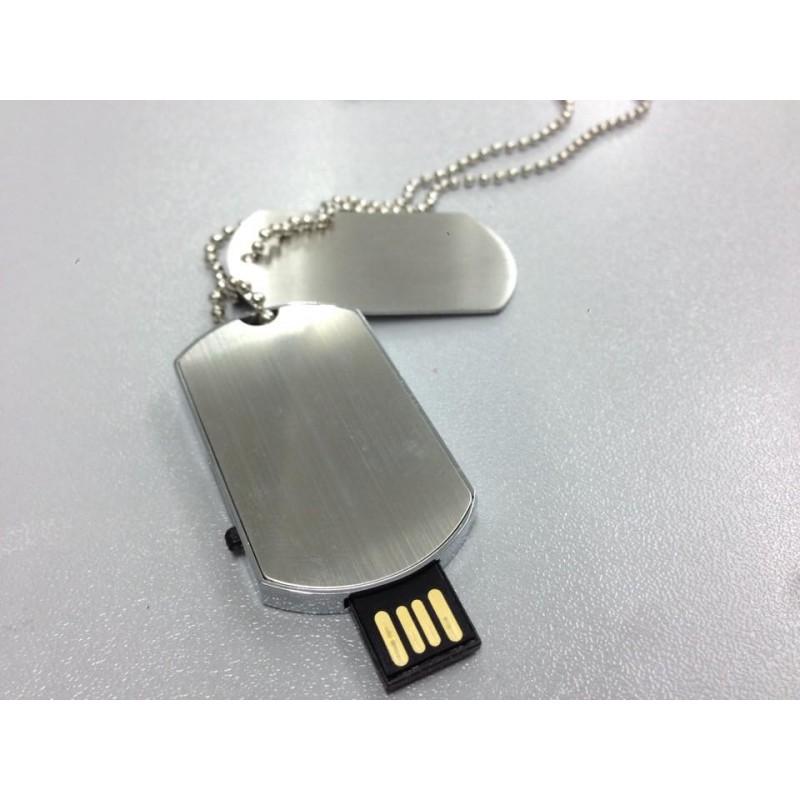 CHAPA IDENTIFICACION USB 4GB