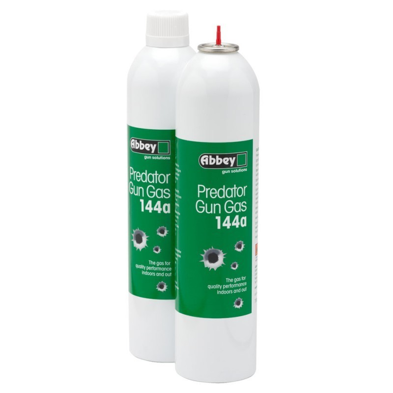 GAS ABBEY PREDATOR VERDE 700ml