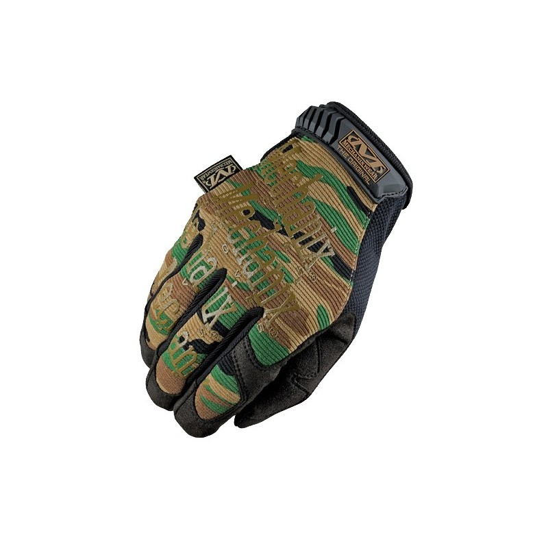 GUANTES MECHANIX THE ORIGINAL CAMUFLAJE