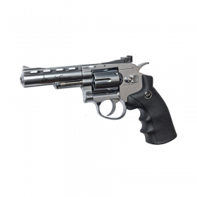 "REVOLVER ASG DAN WESSON 4"" METAL CO2"
