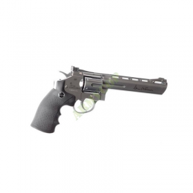 "REVOLVER ASG DAN WESSON 6"" METAL CO2"