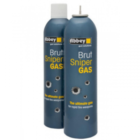 GAS ABBEY BRUT SNIPER 300GMS