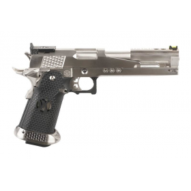 ARMORER WORKS HX2201 SILVER FULL METAL