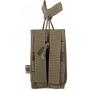 PORTACARGADOR G36/AK/M14/SR25 TAN DELTA TACTICS
