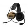AURICULAR EARMOR TACTICAL HEARING PROTECTION EAR-MUFF - M32 MOD3-CB