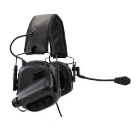 AURICULAR EARMOR HEARING PROTECTION EAR-MUFF - M32 MOD3 NEGRO
