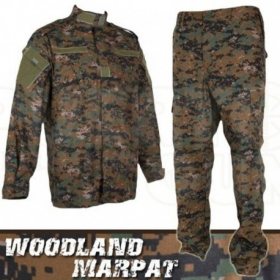 UNIFORME MARPAT WOODLAND
