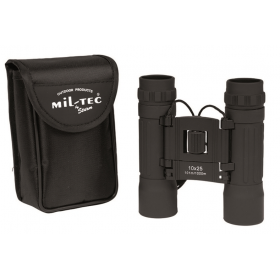 BINOCULAR PLEGABLE MILTEC 10x25