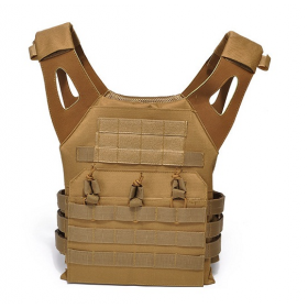 CHALECO MOLLE JPC COLOR TAN