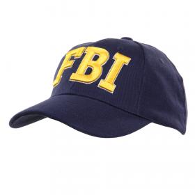 GORRA BEISBOL FBI
