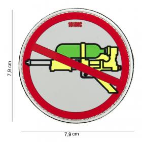 PARCHE 3D PVC 33