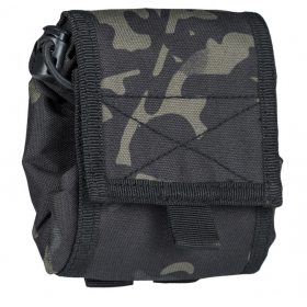 BOLSA DESCARGA PLEGABLE MULTICAM BLACK