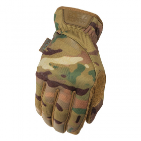GUANTES MECHANIX FAST FIT MULTICAM