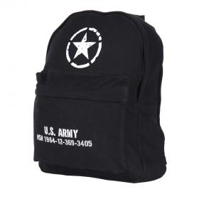 MOCHILA INFANTIL U.S. ARMY NEGRO