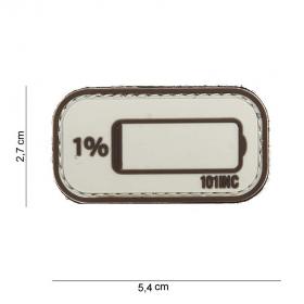 PARCHE 3D PVC 76