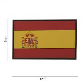 PARCHE 3D ESPAÑA