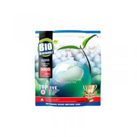 BOLAS G&G 0,20G BIO BLANCAS 1KG (5000 BBS)