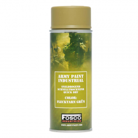 PINTURA SPRAY MILITAR FOSCO 400 ML. FLECKTARN