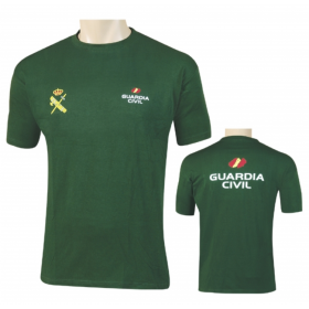 CAMISETA GUARDIA CIVIL VERDE