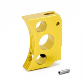 AIP ALUINUM TRIGGER (TYPE E) FOR HI-CAPA / Disparador de aluminio AIP (tipo E) ORO