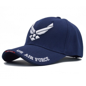 GORRA BEISBOL AIR FORCE AZUL MARINO