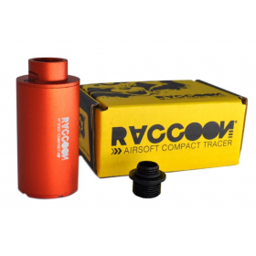 TRACER RACCOON RT2001 NARANJA
